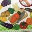 ผักหั่นได้ 11 ชนิด ( 24 ชื้น พร้อมมีดเขียงงานเกรด AAA) thumbnail 5