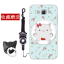 เคส Samsung J7 Pro ซิลิโคน soft case สกรีนลายการ์ตูนพร้อมแหวนและสายคล้อง (รูปแบบแล้วแต่ร้านจีนแถมมา) น่ารักมาก ราคาถูก thumbnail 15