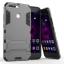 เคส Huawei Honor V9 เคสกันกระแทกแยกประกอบ 2 ชิ้น ด้านในเป็นซิลิโคนสีดำ ด้านนอกพลาสติกเคลือบเงาโลหะเมทัลลิค มีขาตั้งสามารถตั้งได้ สวยมากๆ เท่สุดๆ ราคาถูก thumbnail 6
