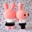 ตุ๊กตาถัก กระต่ายรับปริญญา thumbnail 4