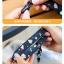 สายคล้องมือแบบสั้น สกรีนลายการ์ตูนน่ารักมากๆ ราคาถูก thumbnail 1