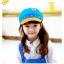 หมวกสีฟ้า แพ็ค 3 ชิ้น thumbnail 2
