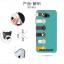 เคส Asus Zenfone Max ZC550KL ซิลิโคน soft case สกรีนลายการ์ตูนพร้อมแหวนและสายคล้อง (รูปแบบแล้วแต่ร้านจีนแถมมา) น่ารักมาก ราคาถูก thumbnail 5