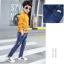 กางเกง แพ็ค 5 ชุด ไซส์ 120-130-140-150-160 (เลือกไซส์ได้) thumbnail 5