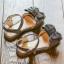 รองเท้าเด็กแฟชั่น สีเงิน แพ็ค 5 คู่ ไซต์ 26-27-28-29-30 thumbnail 2