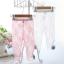 กางเกง ลูกไม้ สีขาว แพ็ค 5ชุด ไซส์ 100-110-120-130-140 thumbnail 2