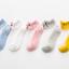 ถุงเท้าสั้น คละสี แพ็ค 10คู่ ไซส์ S (อายุประมาณ 1-3 ปี) thumbnail 10