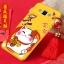 เคส Samsung Galaxy Grand 2 พลาสติก TPU แมวกวักนำโชค Lucky Neko พร้อมที่ห้อยเข้าชุด ราคาถูก thumbnail 6