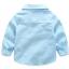 เสื้อ สีฟ้า แพ็ค 5 ชุด ไซส์ 100-110-120-130-140 thumbnail 2