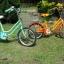 """จักรยานมินิ UMEKO ARMY 20"""" เฟรมเหล็ก ไม่มีเกียร์ (ตะกร้าเหล็กสีเงิน) thumbnail 7"""