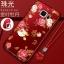 เคส Samsung S6 Edge Plus ซิลิโคนแบบนิ่ม สกรีนลายดอกไม้ สวยงามมากพร้อมสายคล้องมือ ราคาถูก (ไม่รวมแหวน) thumbnail 5