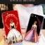 เคส OPPO R9s Plus พลาสติกลายผู้หญิงสวยงามมาก ขอบประดับคริสตัล ราคาถูก (ไม่รวมสายคล้อง) thumbnail 3