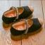 รองเท้าเด็กแฟชั่น สีดำ แพ็ค 5 คู่ ไซต์ 21-22-23-24-25 thumbnail 2