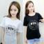 เสื้อยืด (T-Shirt) BTS (เมมเบอร์) thumbnail 1