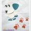 เสื้อยืดเด็ก ลายหมาหูเขียว Size L thumbnail 2