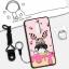 เคส Huawei GR5 (2017) ซิลิโคน soft case สกรีนลายการ์ตูนน่ารักๆ พร้อมสายคล้องและแหวน ราคาถูก thumbnail 6