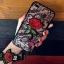 เคส ไอโฟน7 4.7นิ้ว tpu ลูกไม้ปักดอกกุหลาบพร้อมสายคล้อง 2 สั้น/ยาว thumbnail 7