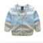 เสื้อ สีฟ้า แพ็ค 5 ชุด ไซส์ 110-120-130-140-150 thumbnail 1