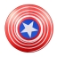 ของเล่นกำลังฮิต Hand Spinner หมุนดี น้ำหนักเยี่ยม ลาย Captain America thumbnail 3