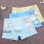 กางเกงในเด็ก คละสี แพ็ค 20 ตัว ไซส์ L thumbnail 1