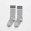ถุงเท้าสั้น สีเทา แพ็ค 10 คู่ ไซส์ S (อายุ 1-3 ปี) thumbnail 1