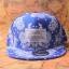 หมวกแฟชั่น EXO SEHUN สีน้ำเงินขาว thumbnail 2