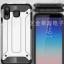 เคส Samsung A8 Star เคสกันกระแทกแยกประกอบ 2 ชิ้น ด้านในเป็นซิลิโคนสีดำ ด้านนอกพลาสติกเคลือบเงาโลหะเมทัลลิค ราคาถูก thumbnail 2