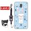 เคส NOKIA 2 เคส Samsung Note 4 ซิลิโคน soft case สกรีนลายการ์ตูนพร้อมแหวนและสายคล้อง (รูปแบบแล้วแต่ร้านจีนแถมมา) น่ารักมาก ราคาถูก thumbnail 13