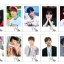 เซตการ์ดใส / การ์ดใสลายเซ็น Jisung thumbnail 4