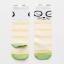 ถุงเท้ายาว สีเหลือง แพ็ค 10 คู่ ไซส์ M (อายุประมาณ 6-12 เดือน) thumbnail 4