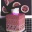 ชุดปักแผ่นเฟรมกล่องทิชชูลายแตงโม thumbnail 1