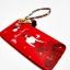 เคส J7 Prime แดงกำมะหยี่พิมพ์ลายมีสายห้อยดอกไม้ thumbnail 8