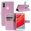 เคส Xiaomi Redmi S2 แบบฝาพับหนังเทียม ด้านในใส่บัตรได้ พับตั้งได้ ราคาถูก thumbnail 12