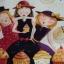 ผ้าลายสาวน้อยคัพเค็ก thumbnail 3