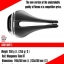 SELLE ITALIA อานนั่ง, NOVUS BOOST TM SUPERFLOW, ขนาด S,L, สีดำ (Road/MTB), S3,L3 thumbnail 3