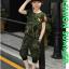เสื้อ+กางเกง ลายพราง แพ็ค 5 ชุด ไซส์ 120-130-140-150-160 (เลือกไซส์ได้) thumbnail 2