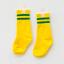 ถุงเท้ายาว สีเหลือง แพ็ค 12 คู่ ไซส์ L ประมาณ 6-8 ปี thumbnail 3