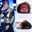 หมวกแฟชั่น EXO KRIS FILTHY Avatar ปีกแบน thumbnail 1