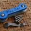 Key Bar Blue G10/Aluminum