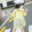 เสื้อ สีเหลือง แพ็ค 5 ชุด ไซส์ 120-130-140-150-160 (เลือกไซส์ได้) thumbnail 5