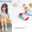 ถุงเท้าสั้น คละสี แพ็ค 10คู่ ไซส์ M (อายุประมาณ 3-5 ปี) thumbnail 9