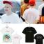 เสื้อยืด (T-Shirt) Rouge แบบ BTS thumbnail 1