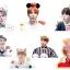 Photobook Chinese BTS - LOVE YOURSELF พร้อมปฏิทินตั้งโต๊ะ thumbnail 17