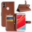 เคส Xiaomi Redmi S2 แบบฝาพับหนังเทียม ด้านในใส่บัตรได้ พับตั้งได้ ราคาถูก thumbnail 1