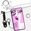เคส Huawei GR5 (2017) ซิลิโคน soft case สกรีนลายการ์ตูนน่ารักๆ พร้อมสายคล้องและแหวน ราคาถูก thumbnail 11