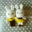 ตุ๊กตาแต่งงาน กระต่ายบ่าวสาว 7 นิ้ว thumbnail 2