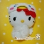 Rare Limited Edt. SANRIO HELLO KITTJapanese Costume ตุ๊กตาเฮลโหลคิตตี้ มาในชุดเชิดสิงโตสีขาวน่ารักๆมากจ้า thumbnail 1