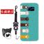 เคส Samsung S6 ซิลิโคน soft case สกรีนลายการ์ตูนพร้อมแหวนและสายคล้อง (รูปแบบแล้วแต่ร้านจีนแถมมา) น่ารักมาก ราคาถูก thumbnail 7