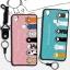 เคส VIVO V3 ซิลิโคน soft case สกรีนลายการ์ตูนน่ารักๆ พร้อมสายคล้องและแหวน ราคาถูก thumbnail 2