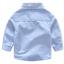 เสื้อ สีฟ้า แพ็ค 5 ชุด ไซส์ 90-100-110-120-130 thumbnail 2